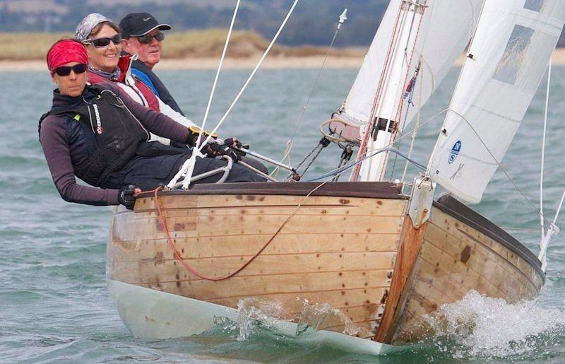 XOD 160 racing during Itchenor Keel Boat Week 2020 - photo © Sula Riedlinger