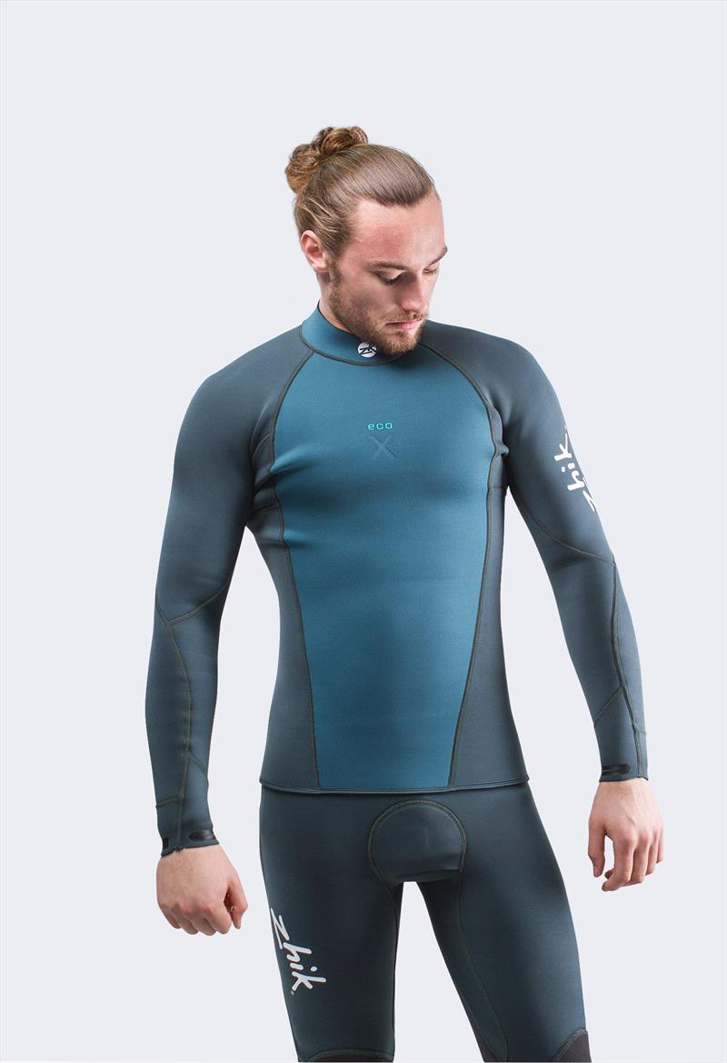Zhik ECO Wetsuit for men photo copyright Zhik taken at  and featuring the  class