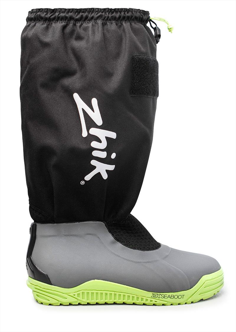 Zhik launch new offshore ZK Seaboot 900 as a result of Volvo Ocean Race