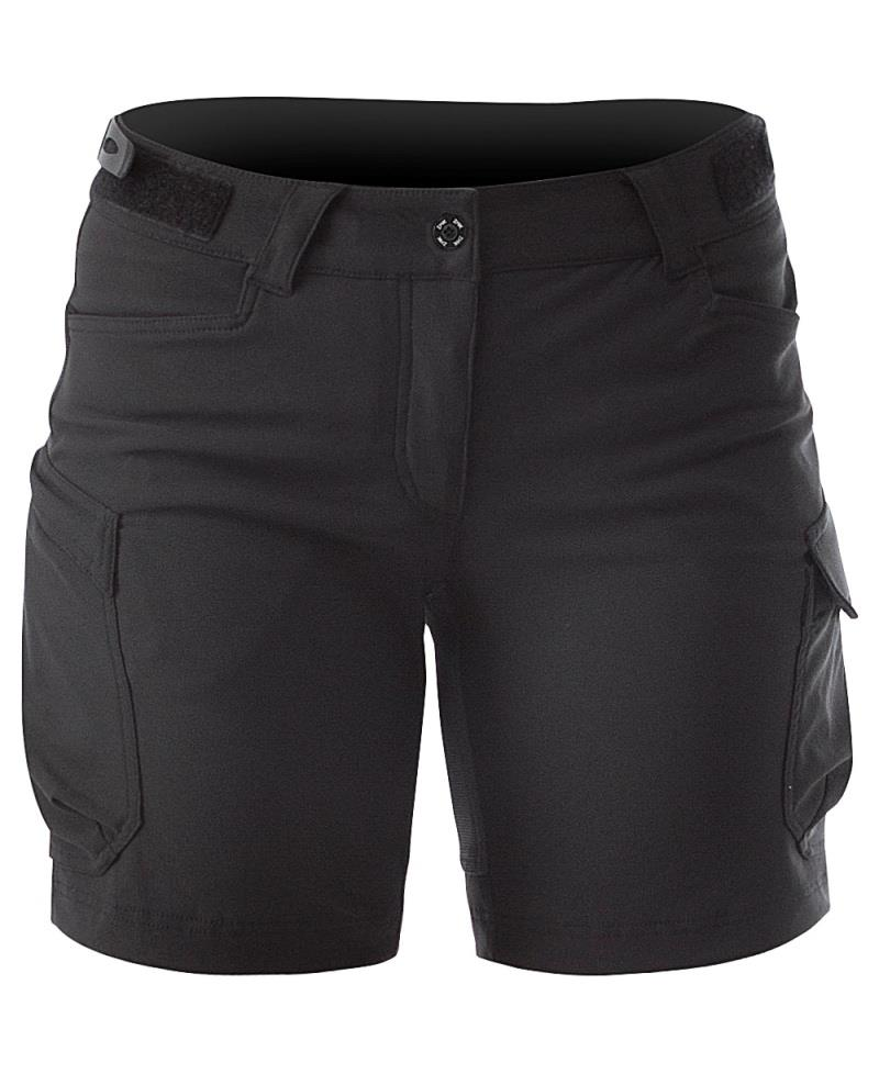Improved technical Zhik Deck Shorts for hours afloat