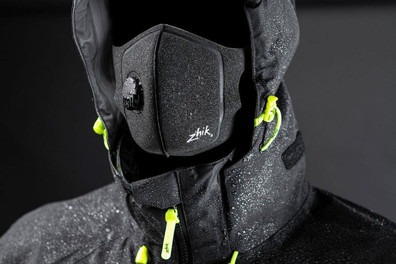 Zhik launch a weatherproof, washable, comfortable face mask for sailing and watersports - photo © Zhik